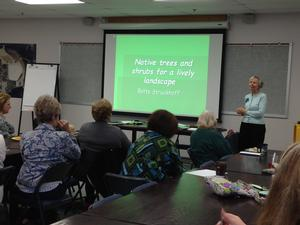 St. Louis Master Gardener, Betty Struckhoff